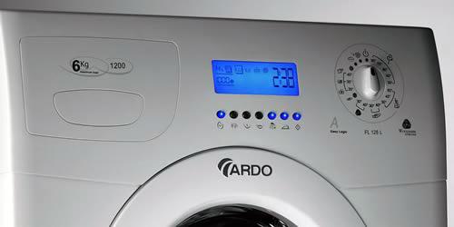 Коды ошибок стиральных машин Aрдо